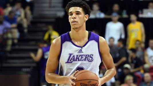 Locura por Lonzo Ball en la NBA