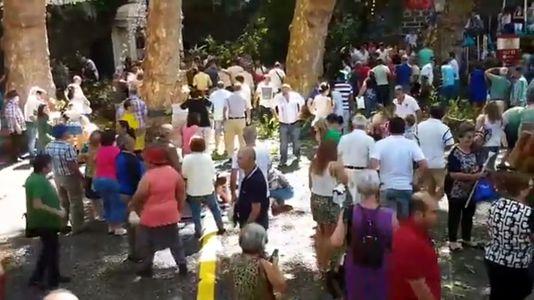 Tragedia en una romería de Madeira