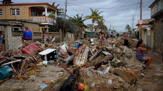 Cuba azotada por el «Irma»