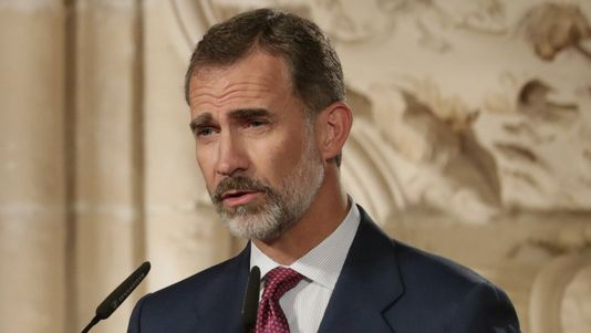 El rey: «Los derechos de los españoles serán preservados»