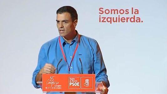 Pedro Sánchez: «El secesionismo es el Brexit de Cataluña»