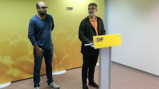 La CUP se opone a la convocatoria de elecciones autonómicas en Cataluña