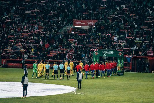 Las mejores imágenes del Sporting - Cádiz