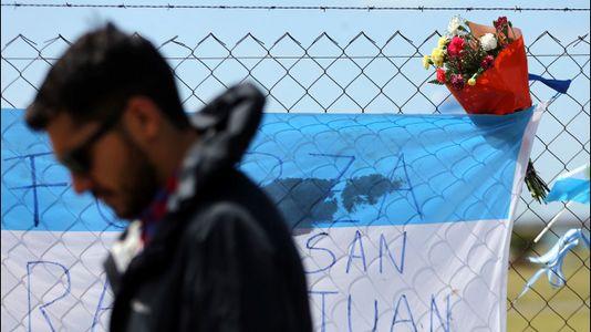 Rabia e indignación entre los familiares de los 44 tripulantes del submarino San Juan