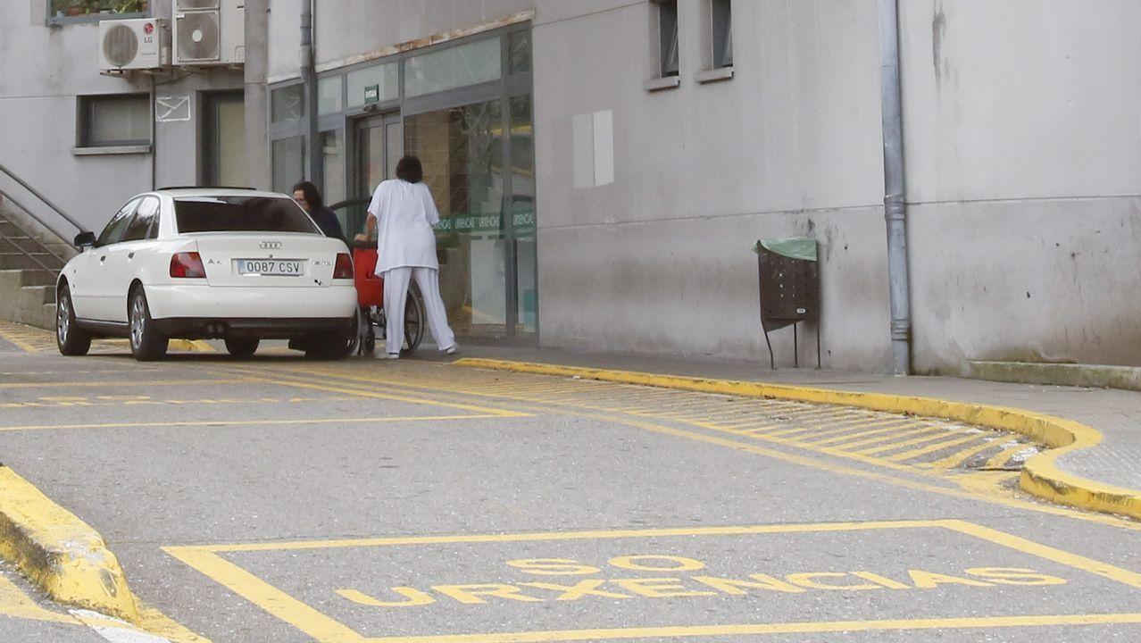 Concentración en el centro de salud de Viveiro.El Consejo de Colegios Médicos de Castilla y León está integrado en su mayoría por hombres