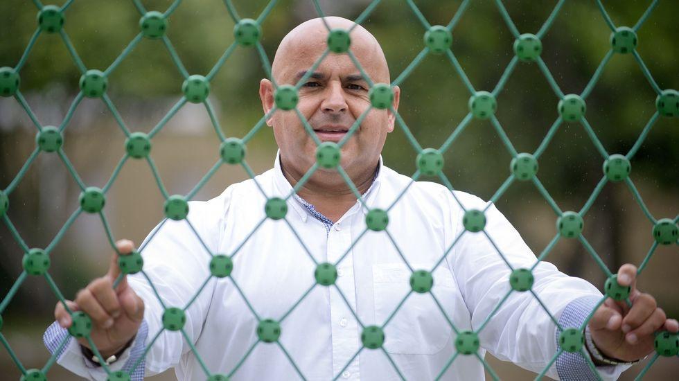 .Pablo Prieto conoce todas las facetas del fútbol sala