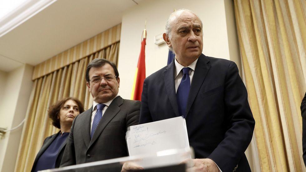 Sigue en directo la comisión de investigación sobre el supuesto uso político que hizo Fernández Díaz de los medios de Interior.