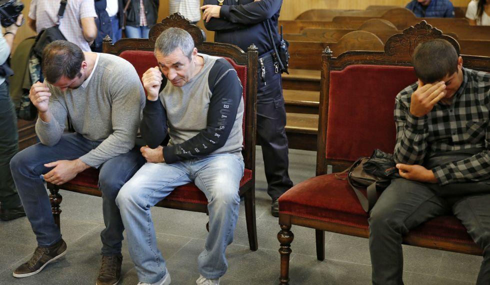 Los acusados no llegaron a prestar declaración alguna.