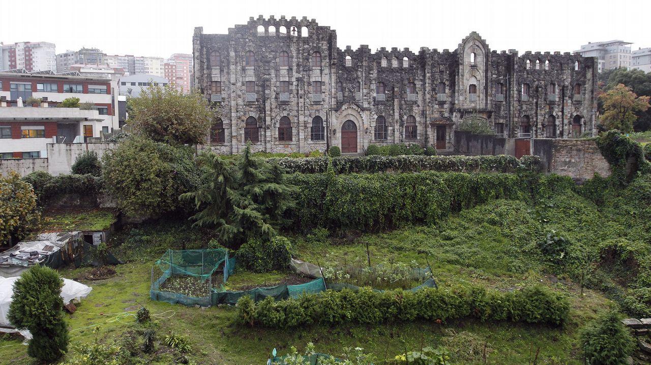 Supermaterial CSIC.El monasterio de las salesas reales de Teis