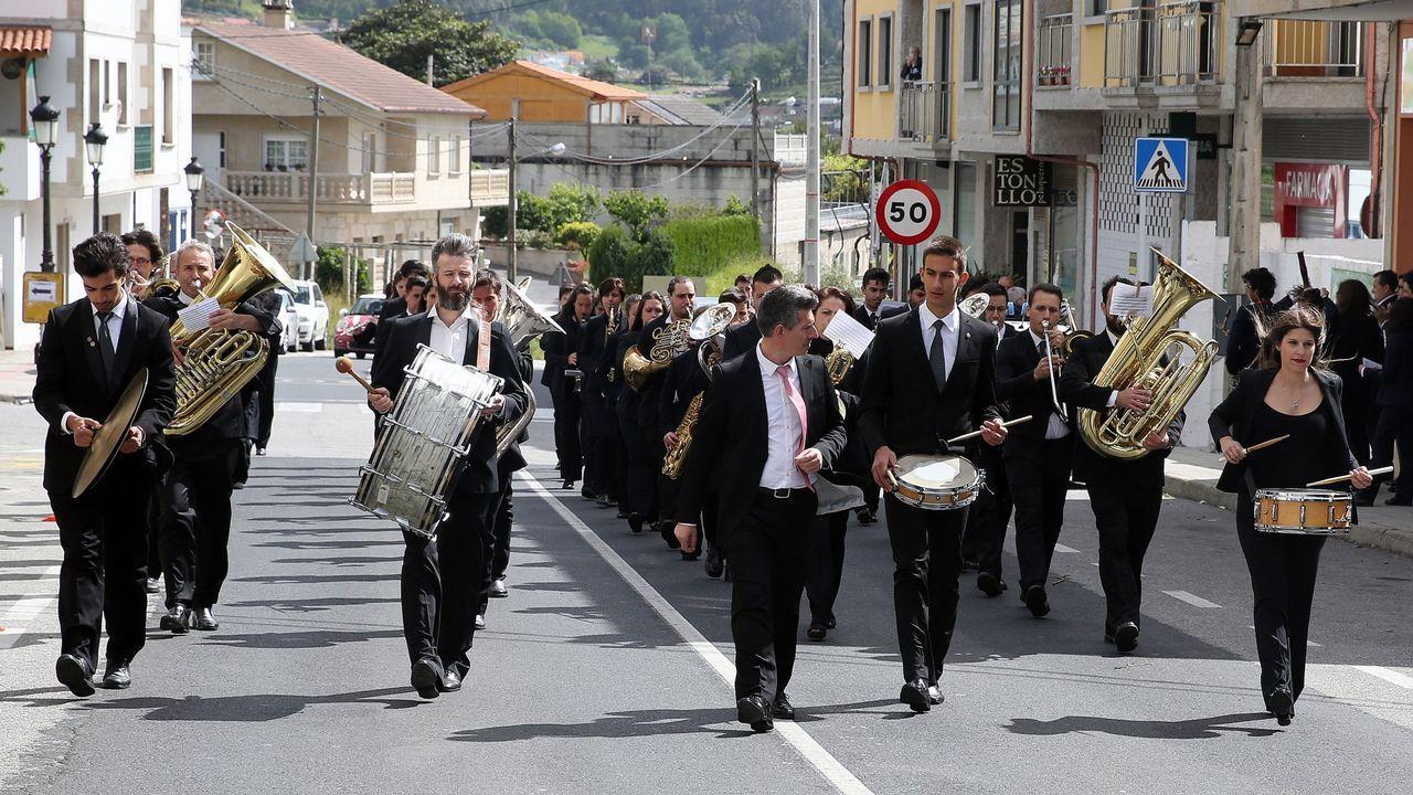 Flashmob en Vilagarcía