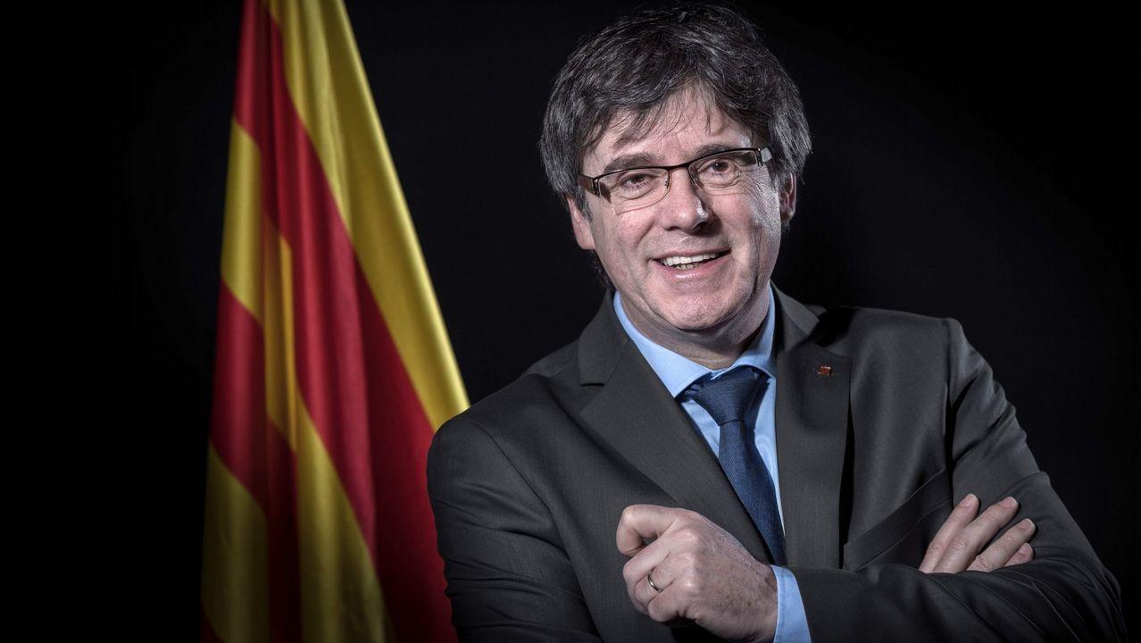 Rufián y Rajoy se enzarzan por el adoctrinamiento.Elsa Artadi asegura que Puidgemont es el único candidato