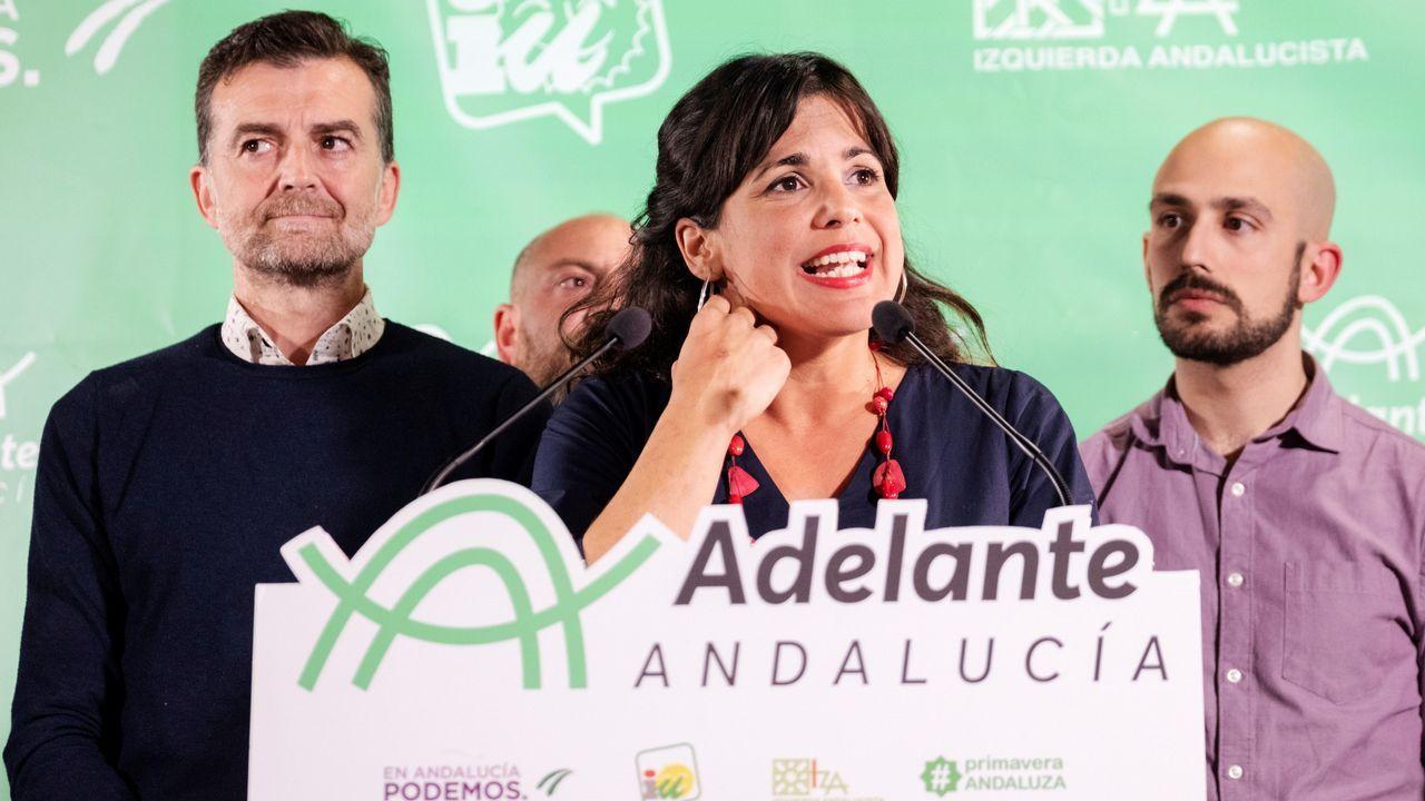El PP y Ciudadanos presentan sus candidaturas mientras Susana Díaz pide frenar a la ultraderecha.El Consejo Ciudadano de Podemos Asturies