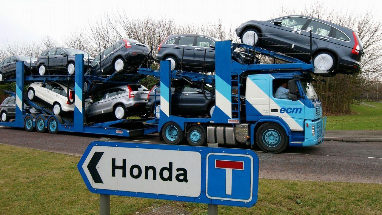 Planta de Honda en Swindon, Reino Unido