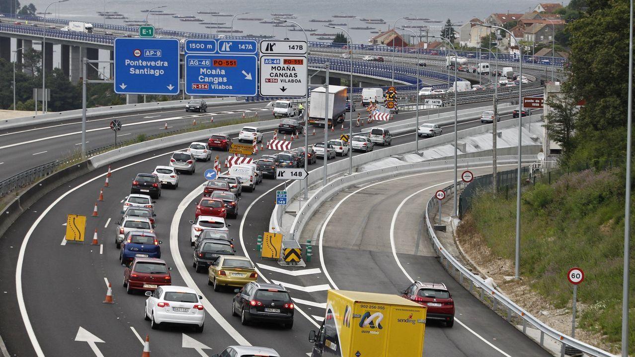 En directo: Viaje de La Voz entre Ferrol y A Coruña por carretera y autopista.El tren entre Ferrol y A Coruña espera mejoras desde hace años.