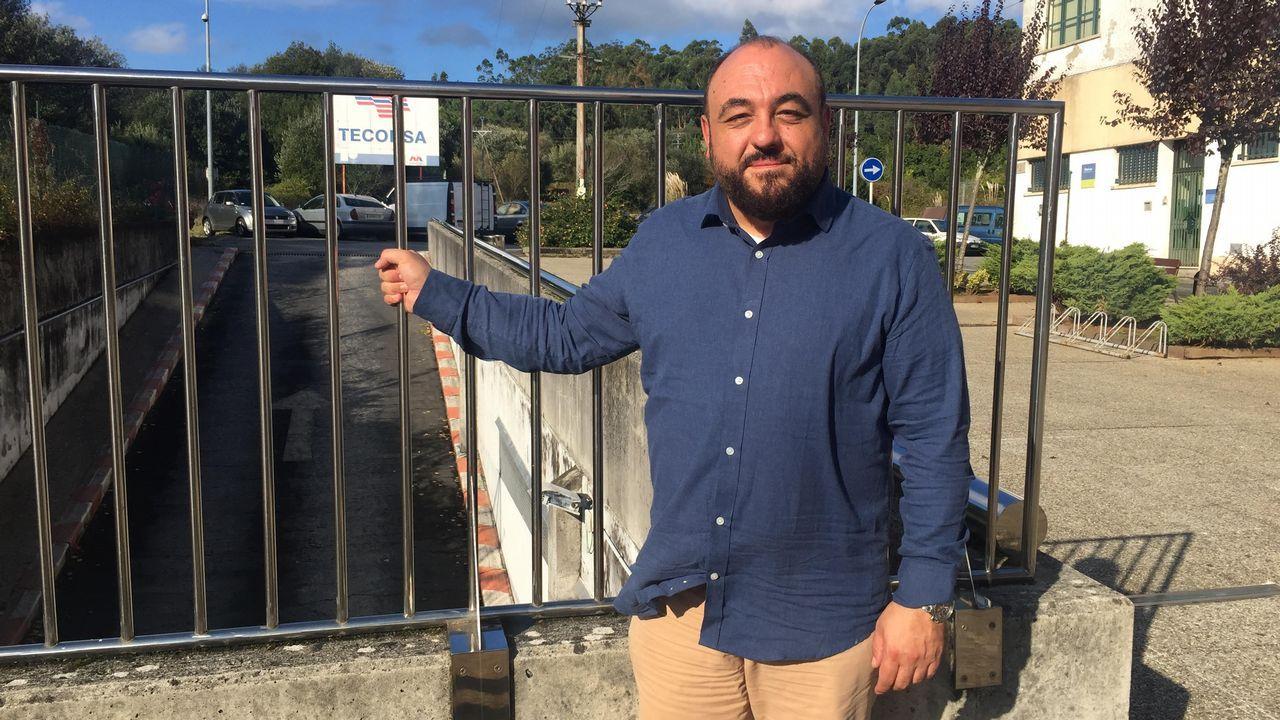 Entrega dos Berberechos de Honra en Noia.Ceremonia de entrega de los Premios Princesa de Asturias