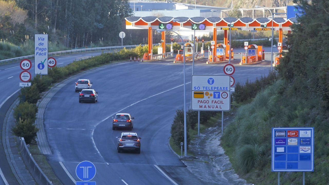 En directo: Viaje de La Voz entre Ferrol y A Coruña por carretera y autopista
