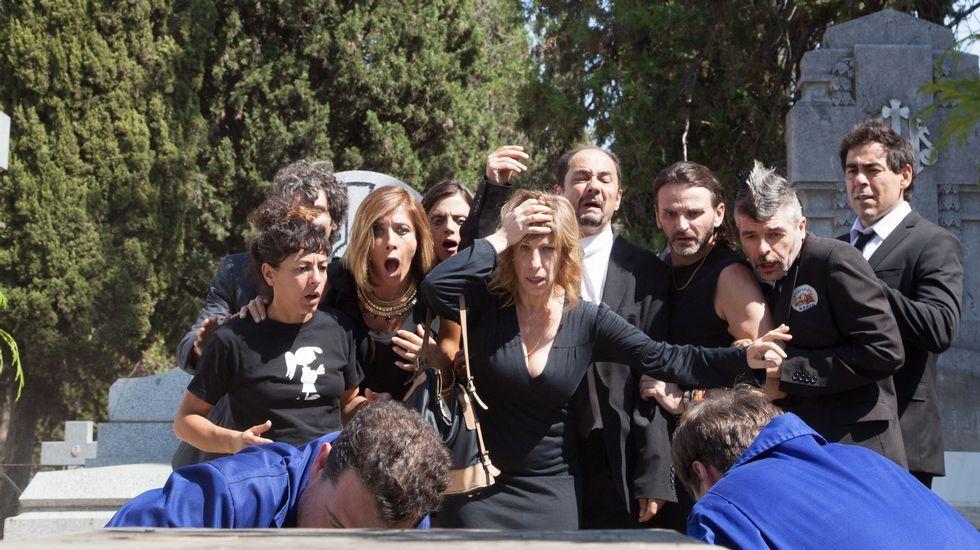 Los concursantes de «Fama, a bailar» vuelven a la academia