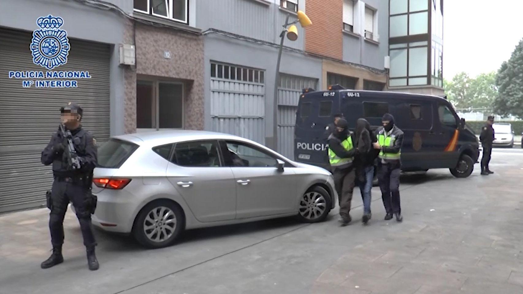 Comisaría de la Policía Nacional en Oviedo.Comisaría de la Policía Nacional en Oviedo