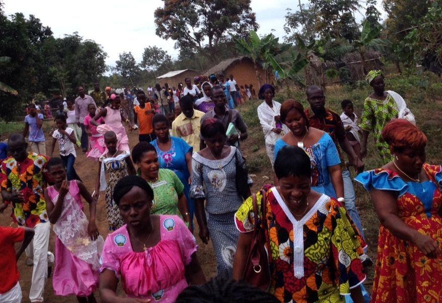 Dinamarca y Suiza son los países más felices del mundo.Las mujeres de esta comunidad marfileña se benefician de un programa de microcréditos.