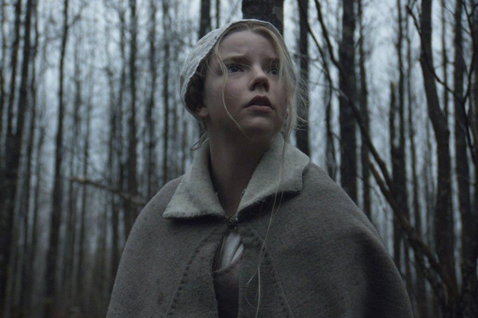 .La hija mayor de la familia, Thomasin (Anya Taylor-Joy), personaje central de la trama