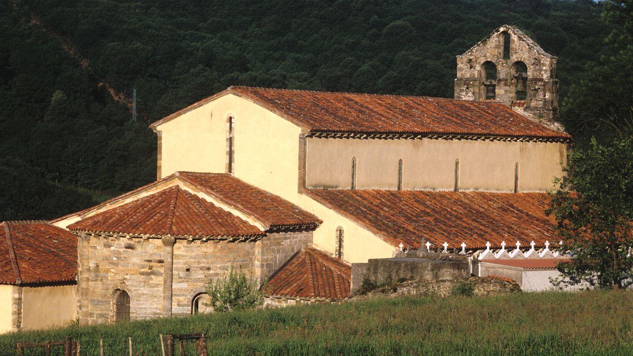 Santa María la Real de Obona, Tineo