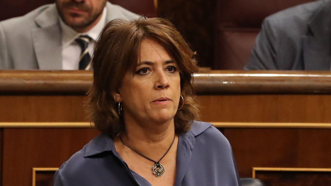 Las grabaciones de un almuerzo en el 2009 desvelan la relación entre Villarejo, Garzón y la ministra Delgado.Imagen de archivo del comisario Villarejo, que está en prisión preventiva