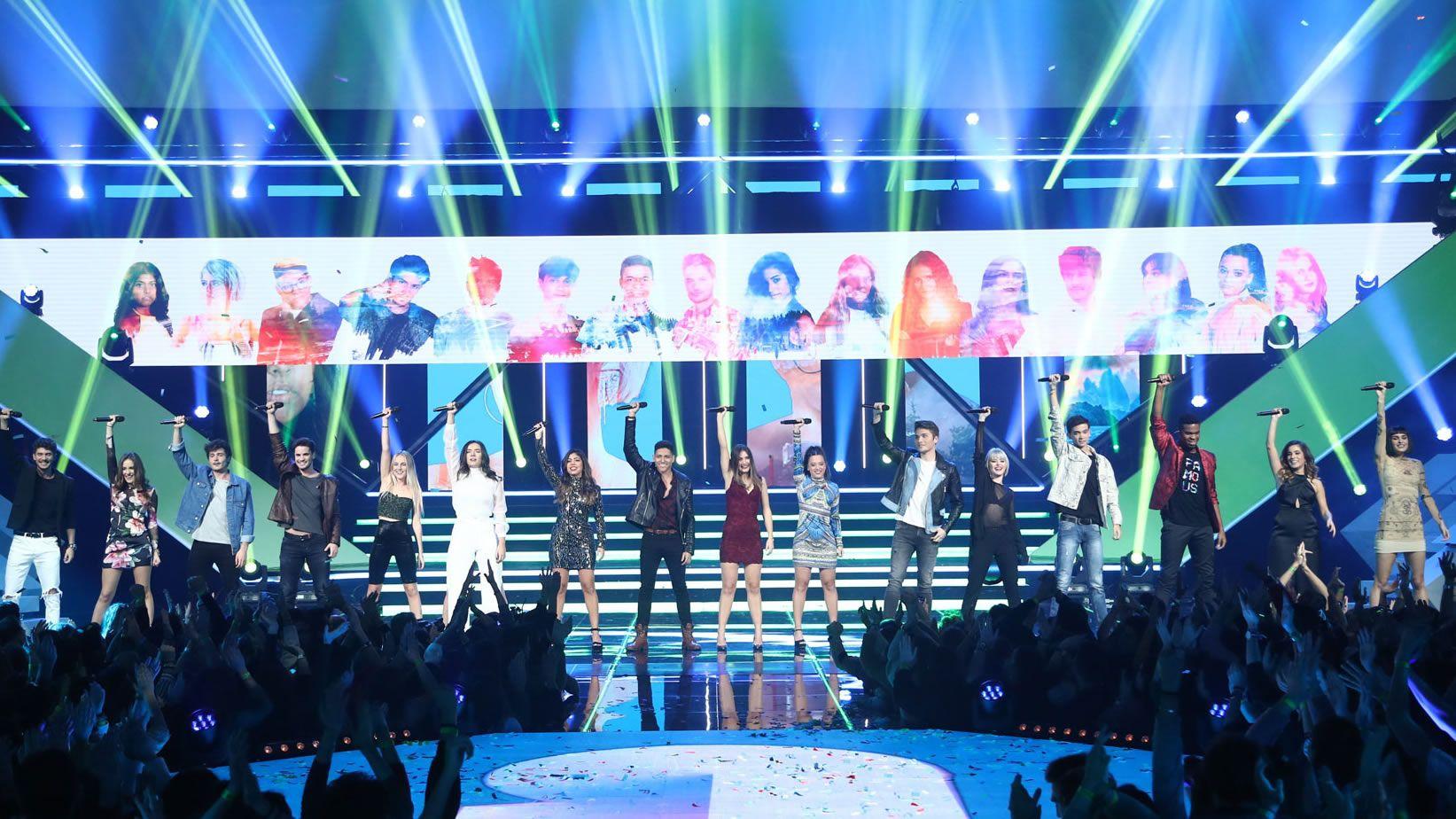 «La venda» representará a España en Eurovisión.Finalistas de la última edición de OT