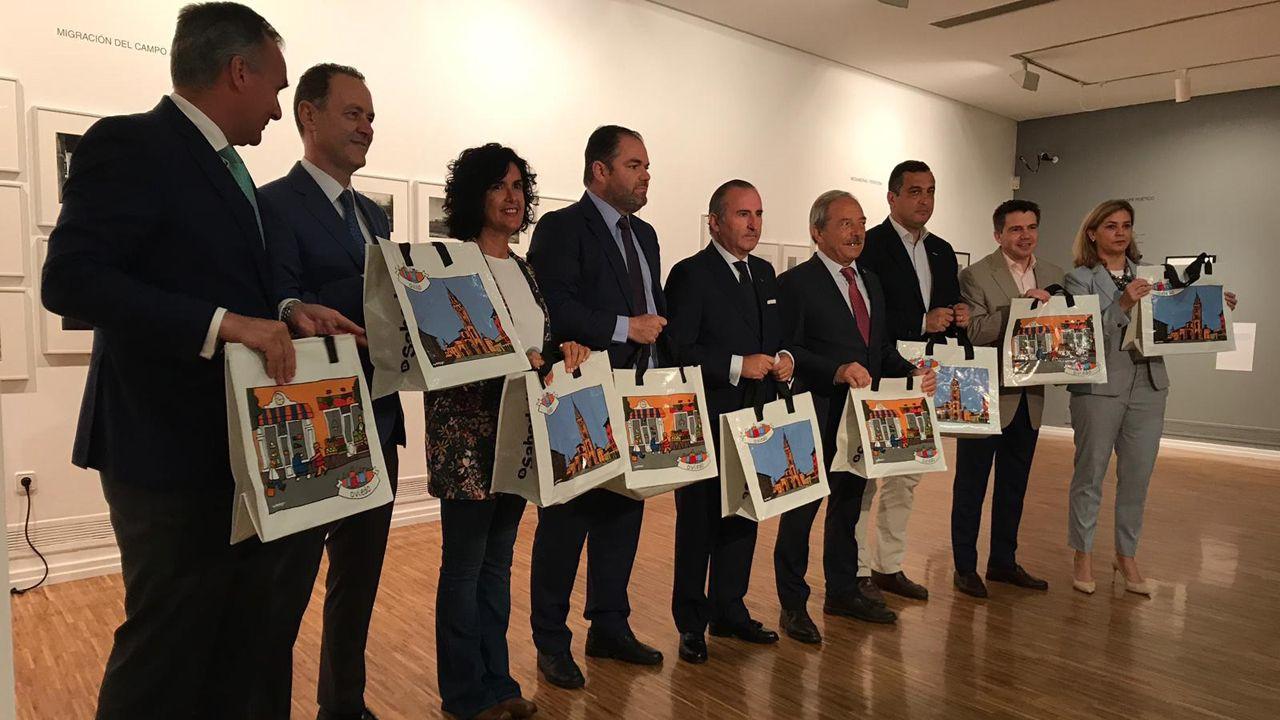 Promotores del proyecto Creemos en Oviedo