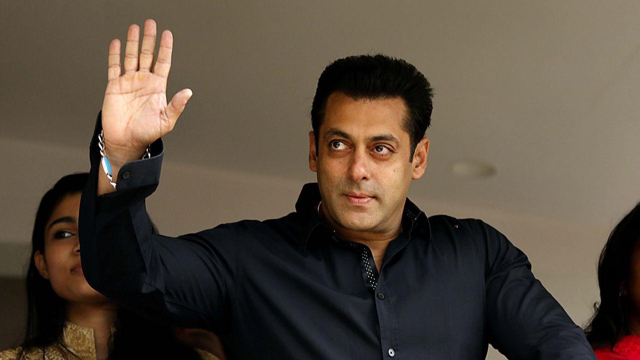9. SALMAN KHAN. Con 33,3 millones de euros, es el segundo actor de la industria de Bollywood que aparece en este peculiar ránking de Forbes.