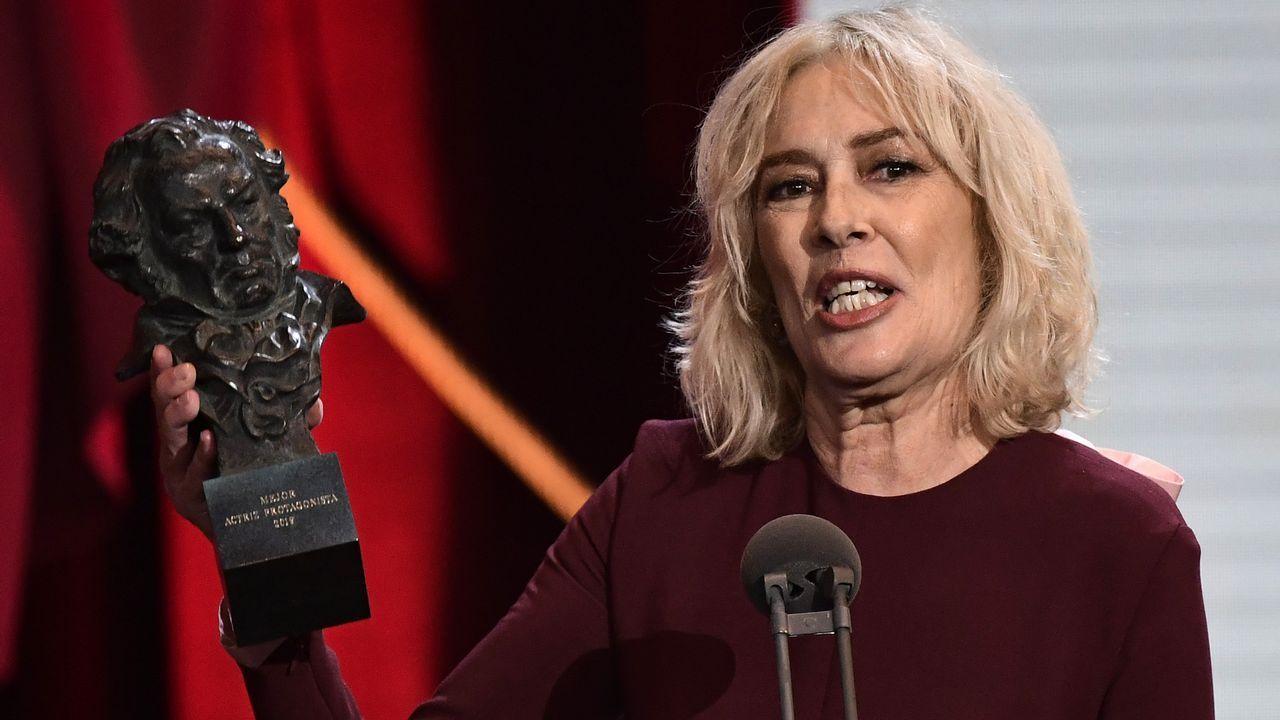 Susi Sánchez, mejor actriz principal