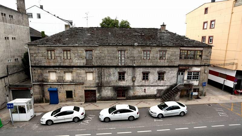 El asilo de ancianos de Foz, hoy gestionado por la oenegé Mensajeros de la Paz, celebró en el 2008 su 75 aniversario.