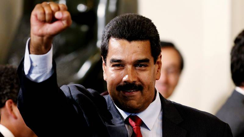 Maduro, investido presidente de Venezuela