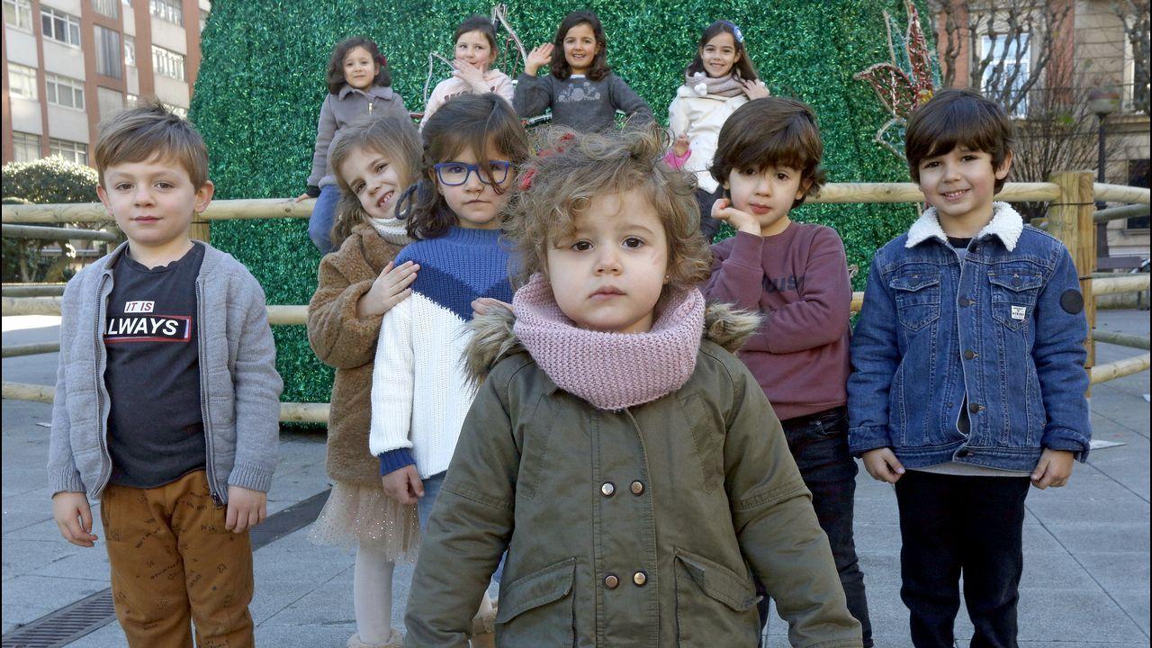 Jorge Mira: «Moitos lectores son daltónicos e non o saben».Juan de Gorostidi, autor de «El WhatsApp de padres»