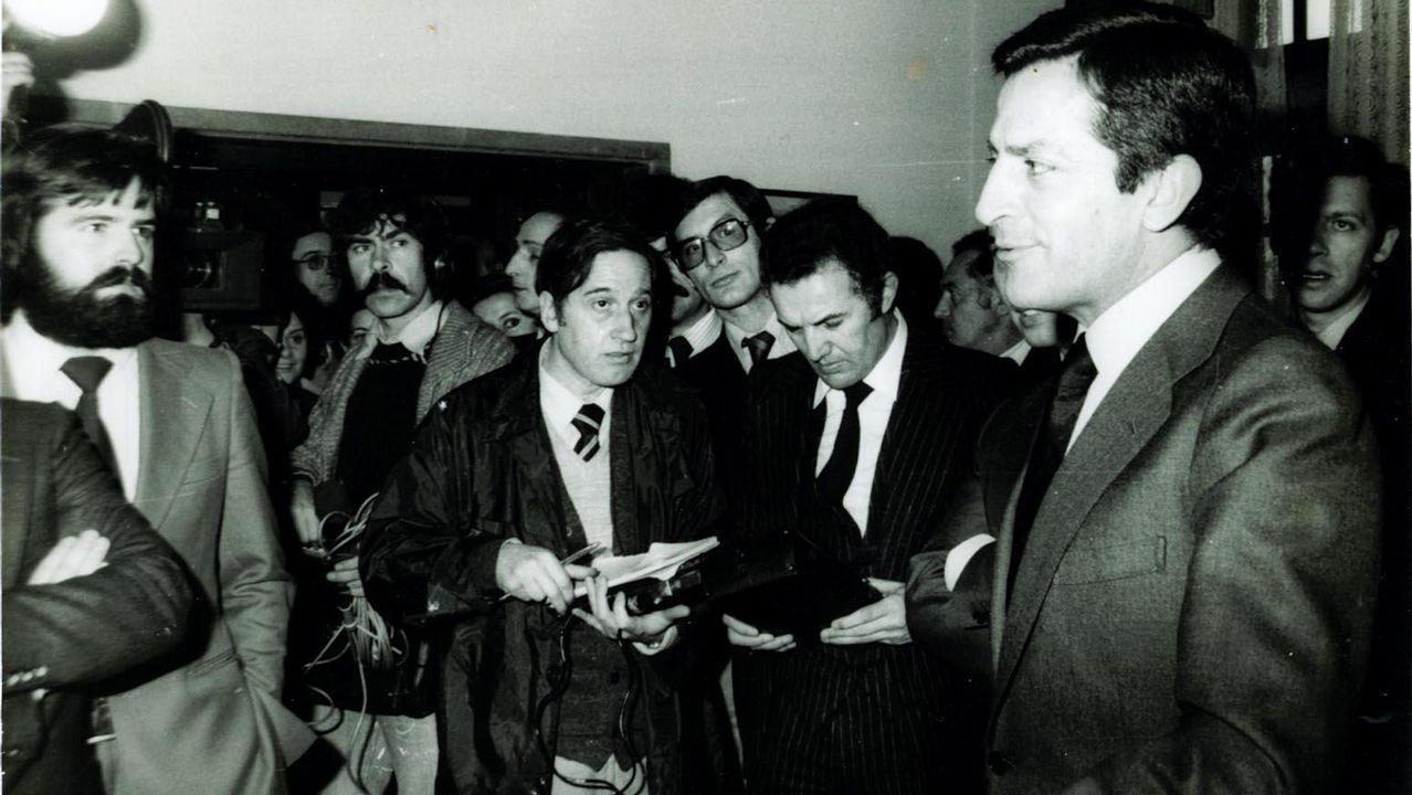 Antonio García y Asunción Losada