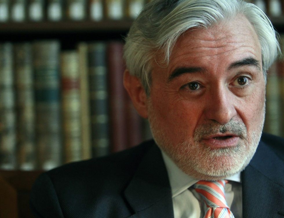 Darío Villanueva, director de la RAE