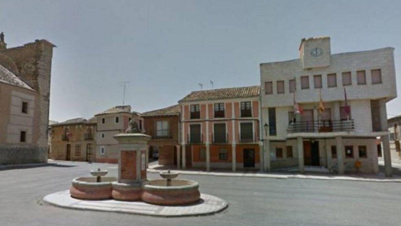 La localidad palentina de Villarramiel tiene alrededor de 900 vecinos