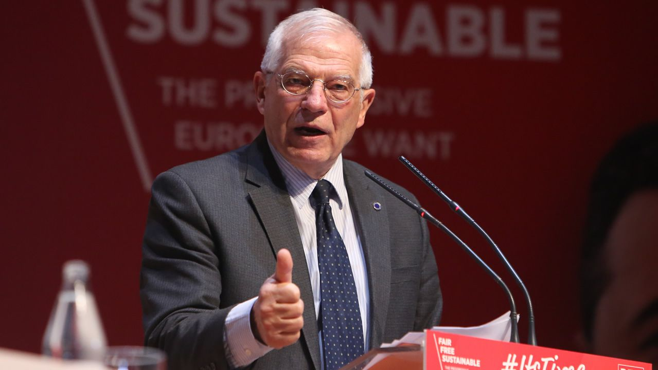 Josep Borrell es considerado desde hace tiempo una de las bestias negras del secesionismo