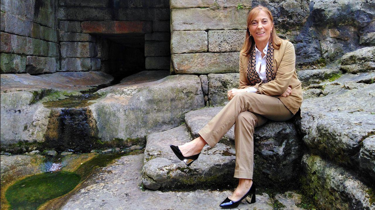 Casilda Sabín, Plena Inclusión Asturias