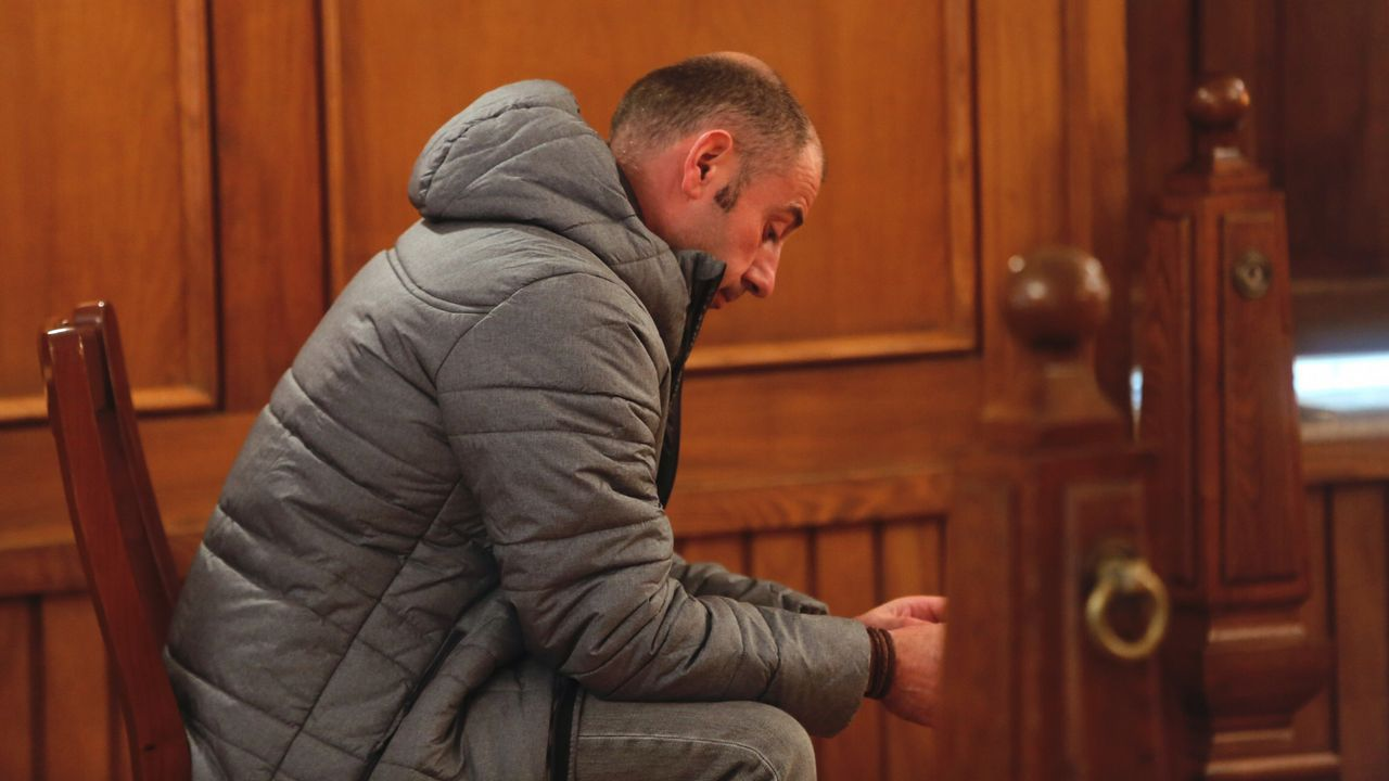 El acusado del doble crimen de Arbo, culpable por unanimidad