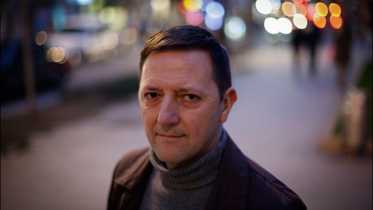 «En cada libro te la juegas», sostiene Ignacio Martínez de Pisón