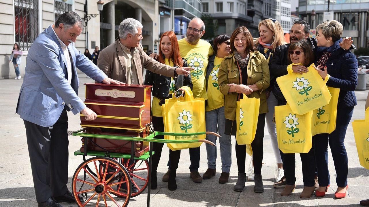 Sábado de campaña.Junta General del Principado de Asturias