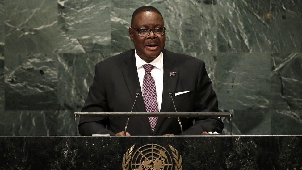 El escándolo fue de tal magnitud que hasta tuvo que intervenir el presidente del país, Peter Mutharika.
