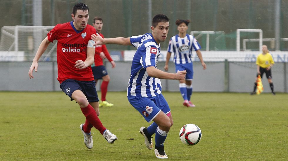 Fabril - Ribadeo (5-0)