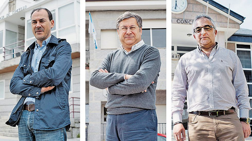 Cuatro rutas estrella en la Ribeira Sacra.Los mejores especialistas del país compitieron en la ya clásica subida de Esgos.