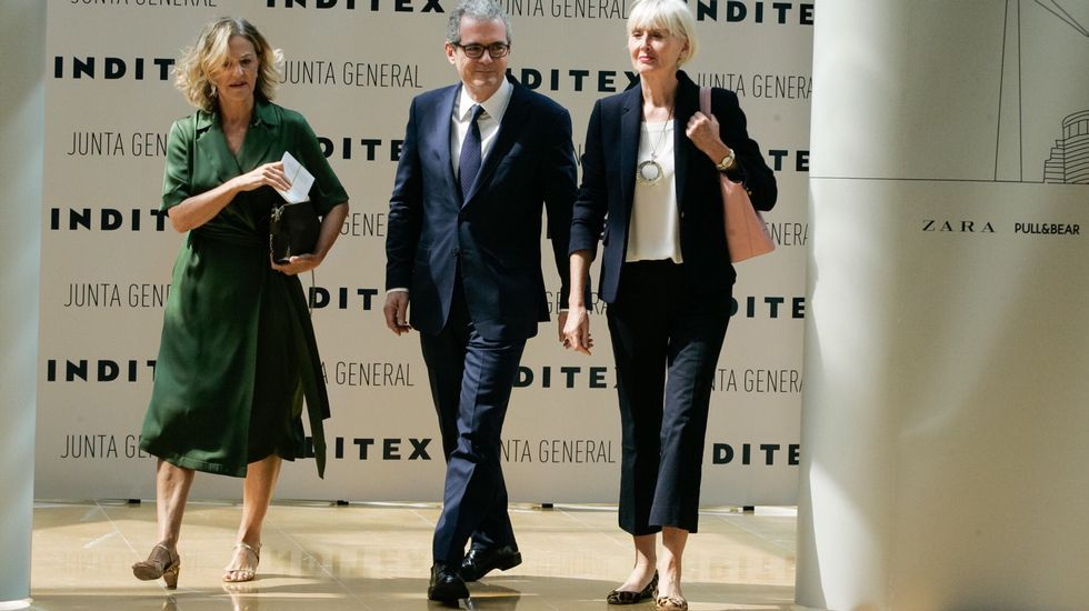Junta General de Accionistas de Inditex.