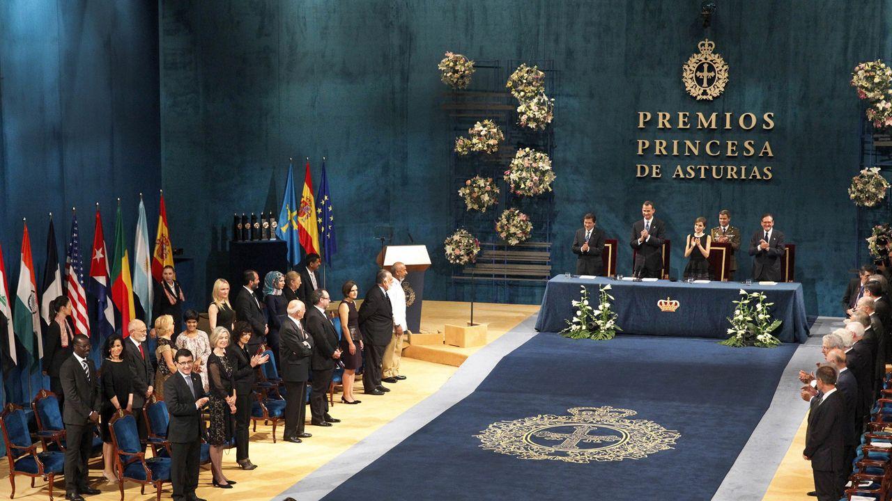 Moal, Pueblo Ejemplar 2018.Premios Princesa de Asturias