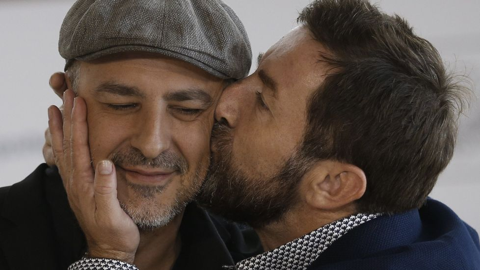 Antonio de la Torre y Roberto Álamo llegan a San Sebastián con «Que Dios nos perdone»