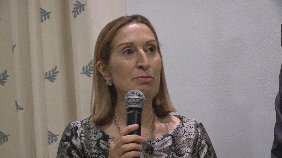 Ana Pastor en Panamá