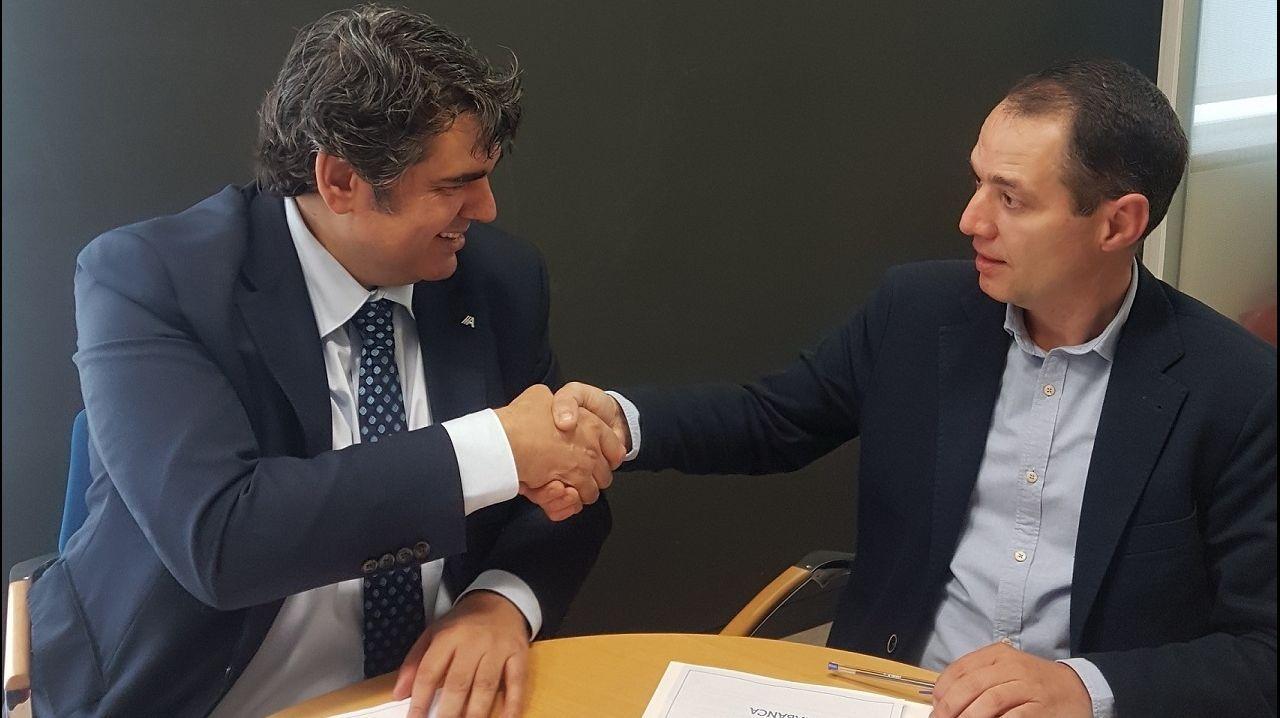 Escotet pide al futuro presidente del Deportivo prudencia financiera