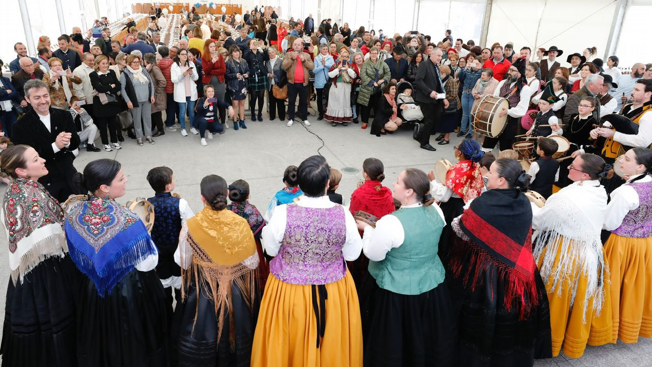 Burela celebra o Día do Xubilado